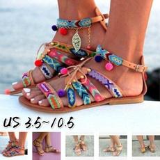 beach shoes, Sandals, ethnicbohosandal, Womens Shoes