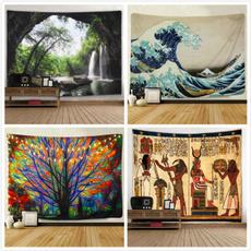 Fashion, Wall Art, mandalatapestry, Egyptian