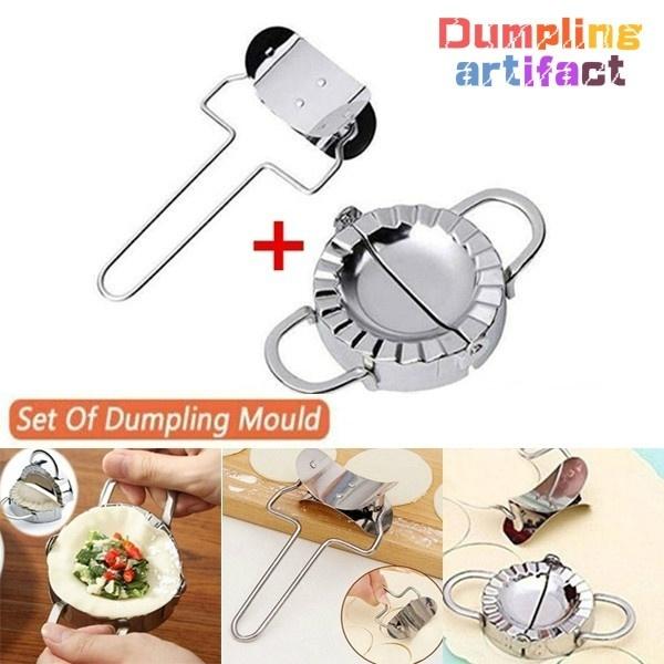 Steel, Kitchen & Dining, pastrytool, dumplingmould