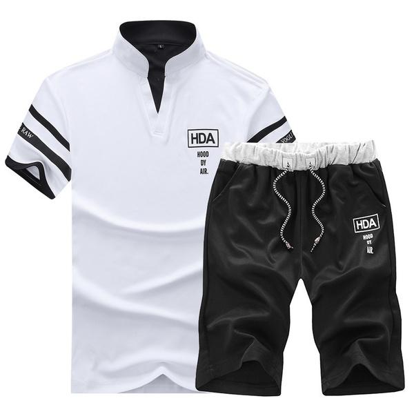 Stand Collar, drawstringpant, Shorts, Tops & Blouses