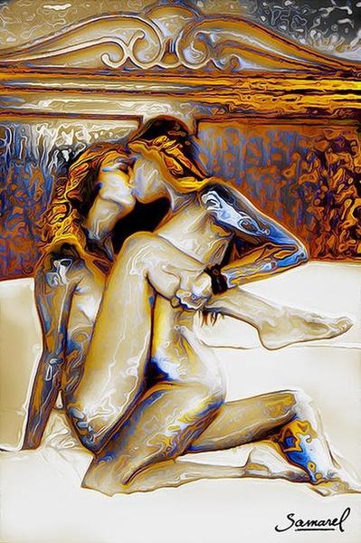 art, Home Decor, nude, Modern