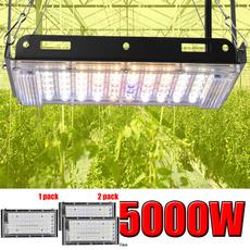 5000wledgrowlight, Plants, growingtent, Gardening