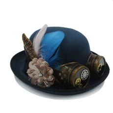 bowler hat, victorian, Fashion, Cosplay