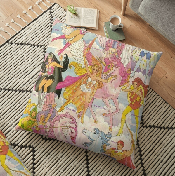 sheraprincessofpower, decorativepillowcase, Pillowcases, fashionpillowcase