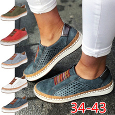 casual shoes, pluesize, Sneakers, Plus Size