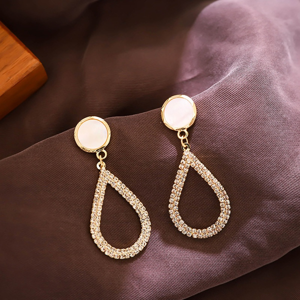 Hoop Earring, Jewelry, korea, women earrings