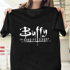 shortshirt, buffythevampireslayertshirt, Shorts, Cotton T Shirt
