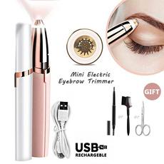 eyebrowshaver, Electric, eyebrowrazor, eyebrowtrimmerpen