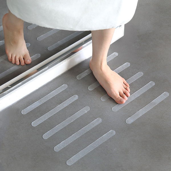safetytape, Bathroom, floorpad, stair