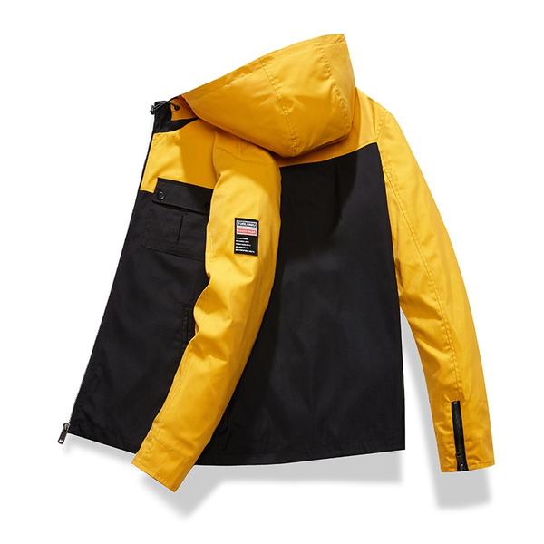 basic, hooded, Summer, Coat
