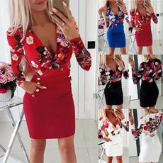 ladies dress, Evening Dress, Dress, slim