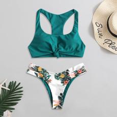 padded, Fashion, Swimming, Print