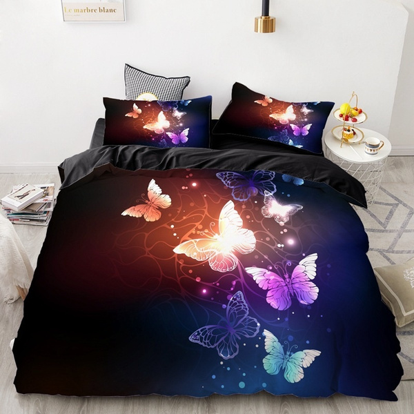 butterfly, case, butterflybedding, Home