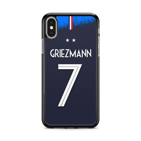 Antoine Griezmann Coque Football France 2018 Cool Phone Case for Iphone 5 5c 5s 6 6s 6plus 6splus 7 7plus 8 8plus X Se Xr Xs Xsmax 11 11pro 11promax ...