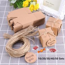 kraftpapercandyboxe, Gifts, Wedding Accessories, goodiesboxe