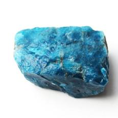 Blues, blueapatite, Natural, specimen