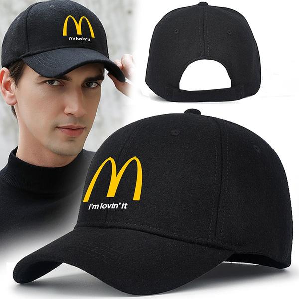 sunshadehat, mcdonald, Baseball Cap, Hip-Hop Hat