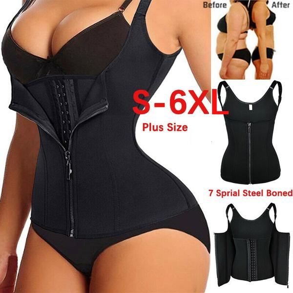 Vest, Plus Size, Waist, Corset