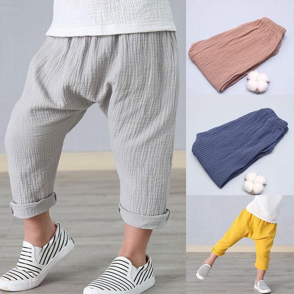 kidspant, harem, trousers, Waist