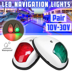 Boat, led, signallamp, yachtnavigationlight