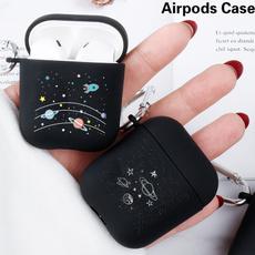 case, airpodscover, airpodsprotcetor, blackairpodscase