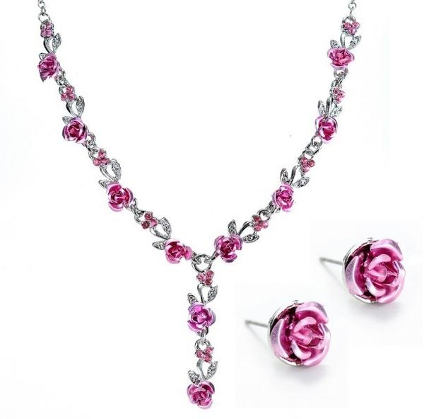 Jewelry, necklaceearring, flower earrings, Earring