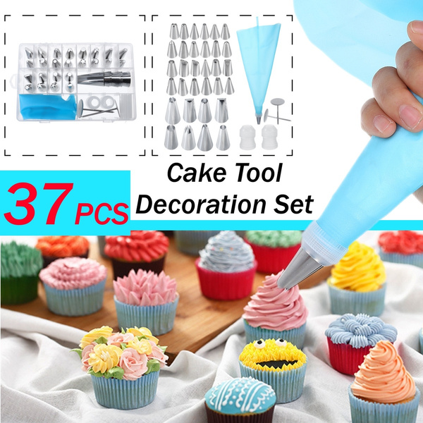 Steel, creammouth, pastrynozzle, Baking
