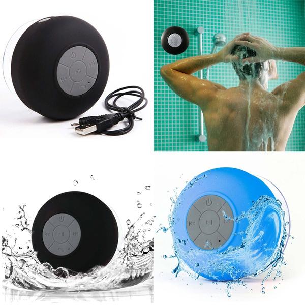 Mini, micspeaker, showerspeaker, Hands Free