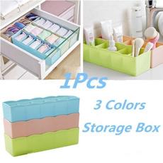 Box, Storage Box, Underwear, 5cellbox