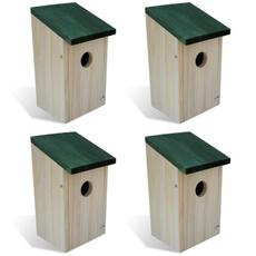 Box, Wood, house, birdhouseaccessorie