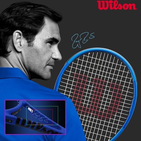 racquet, Wilson, Fiber, raquete