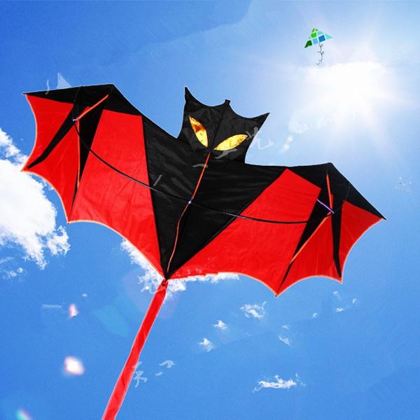 adultkite, childrenkite, Bat, kite