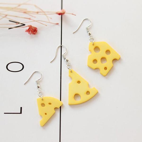 cute, Fashion, Jewelry, Cheese