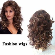wig, longhaircurlywavewig, longkinkycurlywig, curlylonghairwig