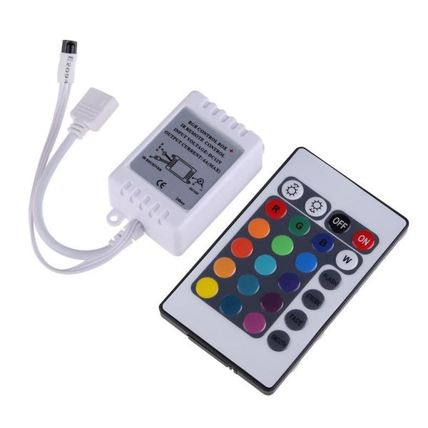 NSP5, led, remotekey, lights
