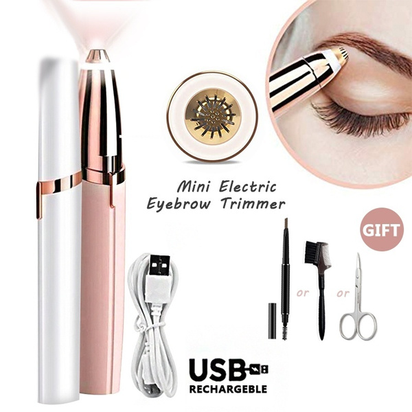 eyebrowshaver, Electric, Beauty, eyebrowtrimmer