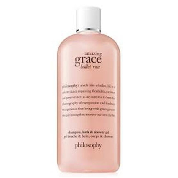 Ballet, Rose, shaveshowergel, Shampoo