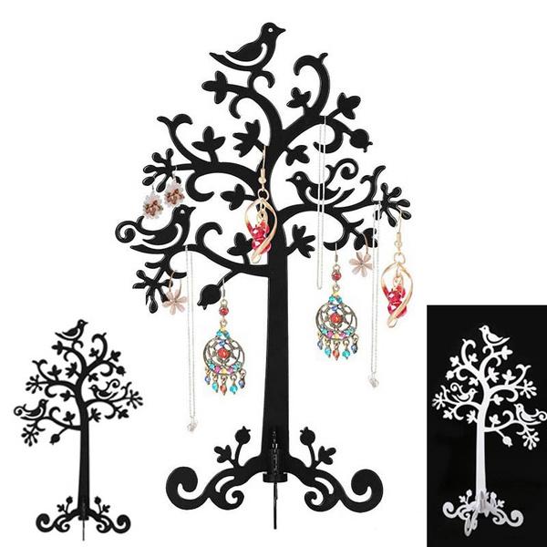 earrings jewelry, Jewelry, Jewelry Organizer, Tree