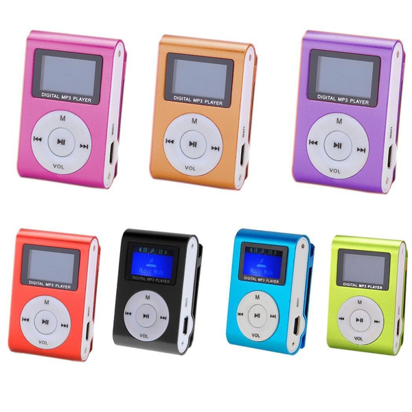 Mini, mp3playerclip, metalmp3player, usb