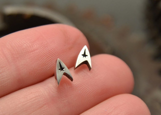daintyearring, Funny, trek, Star