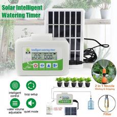 Watering Equipment, automaticirrigationsystem, solarenergywateringsystem, Gardening Supplies