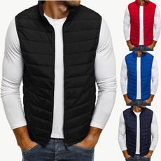 puffervestformen, Vest, Fashion, Winter