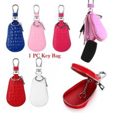 Key Chain, Keys, keycase, zipperkeybag