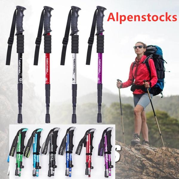 walkingpole, Fiber, Hiking, telecopicstick