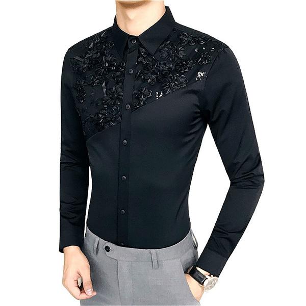 Slim Fit, England, Shirt, Sleeve