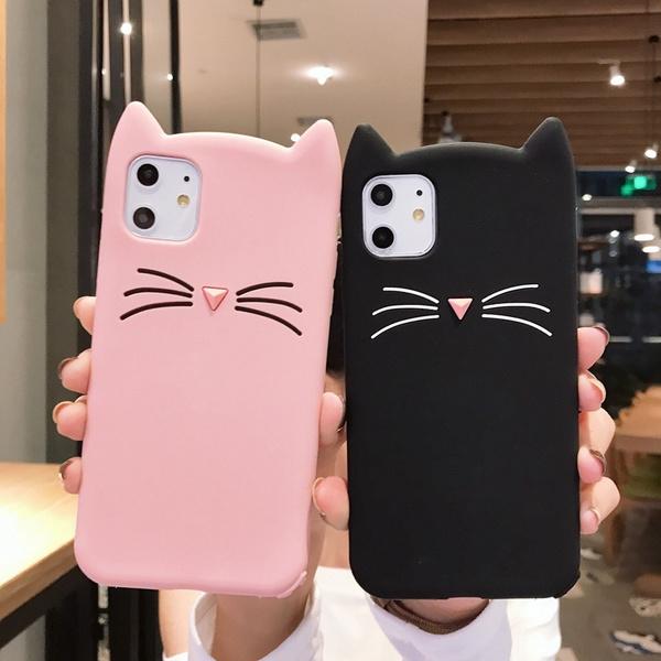 cover iphone 11 cute cat