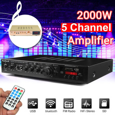 audioamplifier, Dj, usb, digitalradiostereo