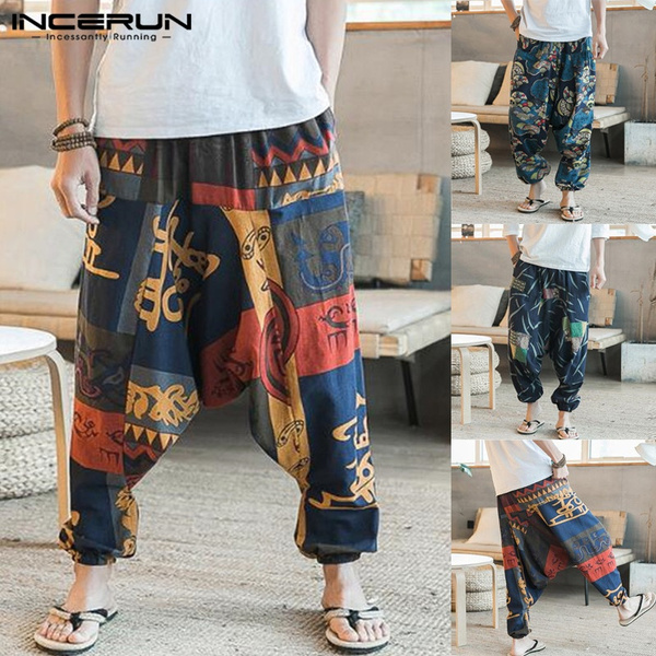 harem, trousers, harem pants, pants