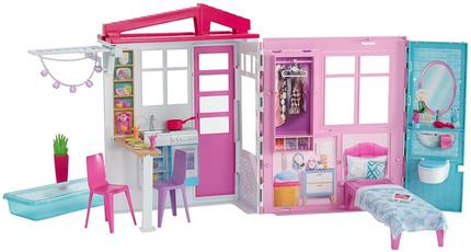 house, multicolor, doll, barbiedollhouseplayset