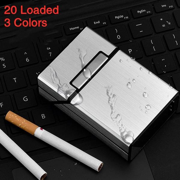 Box, case, Cigarettes, metalcigarettecasebox